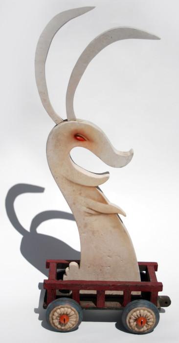 RabbitPulltoy