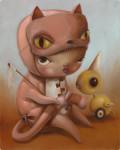 pinkcatSuit